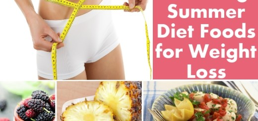 Summer-Diet-Foods-for-Weight-Loss