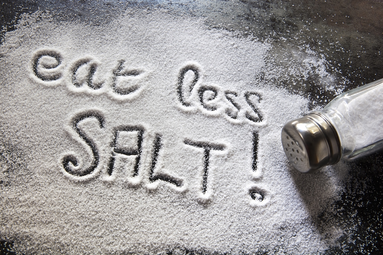 Salt-reduction